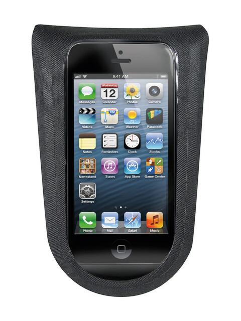 KlickFix Phone Bag Duratex Plus zwart